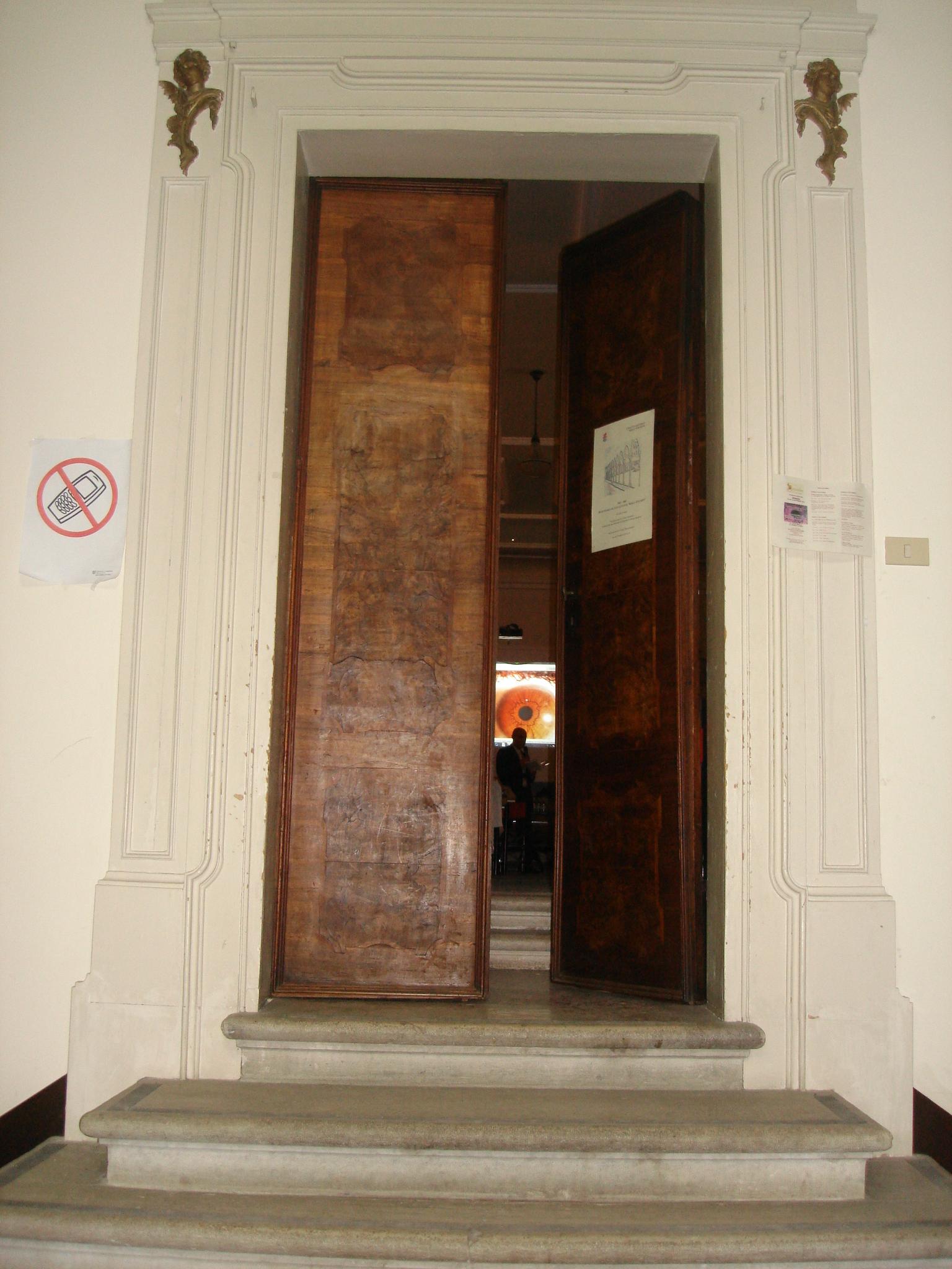 Convegno Iridologia Venezia 2010